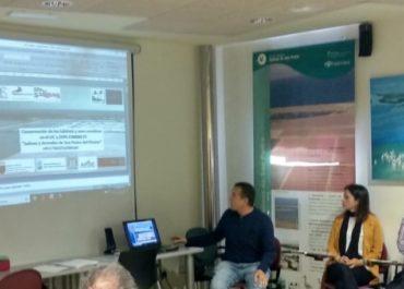 "Meeting of the Steering Committee of the Regional Park ""Las Salinas y Arenales de San Pedro del Pinatar"