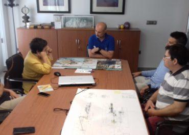 Elaboration of a tourist map to interpret the Regional Park of Las Salinas y Arenales de San Pedro del Pinatar