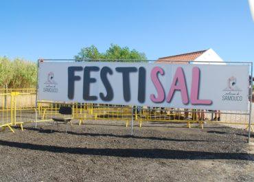 FESTISAL 2019 in the Salinas do Samouco
