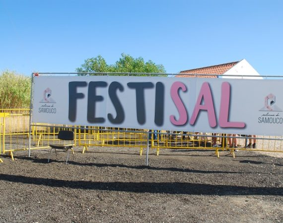 FESTISAL 2019 in the Salinas do Samouco