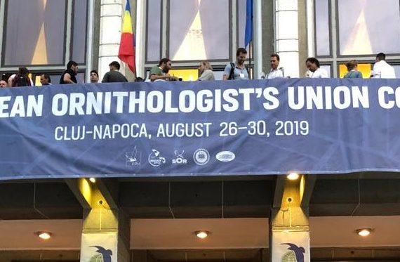 Miembros de la UMU y Salinera Española acuden al 12º Congreso de la Unión Ornitológica Europea
