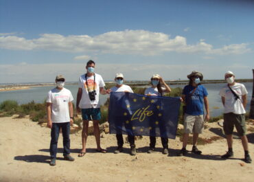 Internal training course for the LIFE Salinas team and celebration of World Environment Day