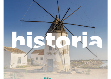Historical heritage of the Regional Park: cultural heritage in the salt lakes of San Pedro del Pinatar