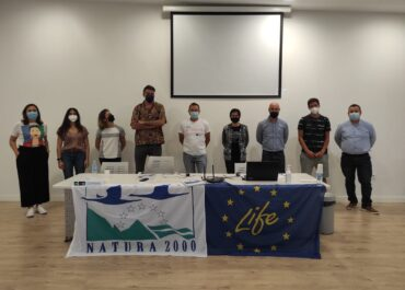 Follow-up meeting of the LIFE Salinas Project
